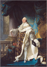 Antoine Francois Callet - Louis XVI