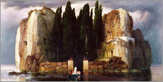 Arnold B�cklin - Die Toteninsel