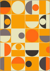 art studio - panton orange