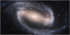 Barred Spiral Galaxie NGC 1300