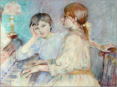 Berthe Morisot - The Piano, 1888