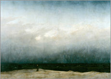Caspar David Friedrich - Der Mnch am Meer