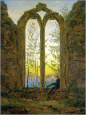 Caspar David Friedrich - Der Trumer