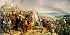 Charles-Philippe Lariviere - The Battle of Montgisard