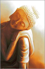 Christine Ganz - Ruhender Buddha V