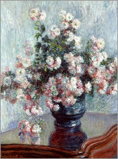 Claude Monet - Dahlien
