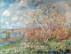 Claude Monet - Fr�hling