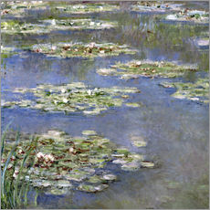 Claude Monet - Nympheas, c.1905