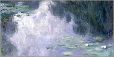Claude Monet - Seerosenteich