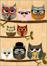 Claudia Schn - Nerd Owls - meine Freunde und ich