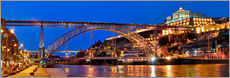  Fine Art Images - Porto Portugal Brcke Dom Luis