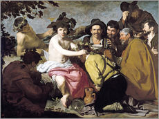 Diego Rodriguez de Silva y Velazquez - Triumph des Bacchus