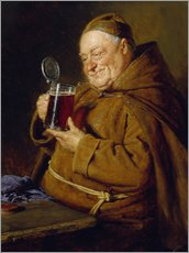Eduard Grtzner - Bierprobe. 1905.