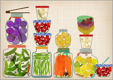 Elisandra - Bottled pickles and fruits