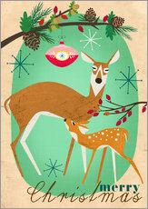 Elisandra - Merry Christmas Deer