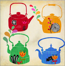  Elisandra - vintage kettles