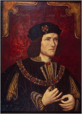  English School - Knig Richard III. 