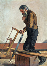 Ferdinand Hodler - Der philosophierende Arbeiter
