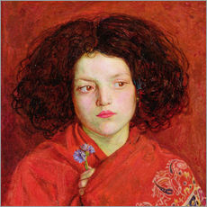 Ford Madox Brown - The Irish Girl