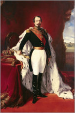 Franz Xaver Winterhalter - Napoleon III. 