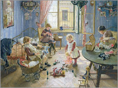 Fritz von Uhde - The Nursery