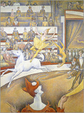 Georges Seurat - Der Zirkus