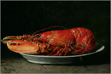 Guillaume Romain Fouace - Lobster