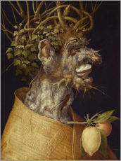 Giuseppe Arcimboldo - Winter