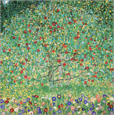 Gustav Klimt - Apple Tree I, 1912