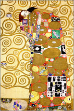 Gustav Klimt - Fulfilment