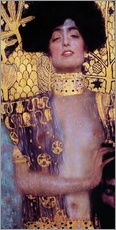 Gustav Klimt - Judith I., 1901