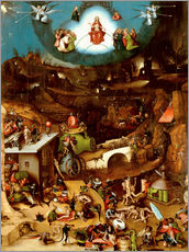 Hieronymus Bosch - Das Weltgericht