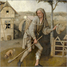 Hieronymus Bosch - Der Landstreicher