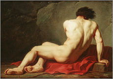 Jacques-Louis David - Patrokles
