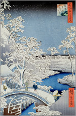Japanese School - Winterlandschaft