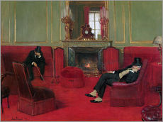 Jean Beraud - The Club