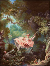 Jean-Honor� Fragonard - Die Schaukel