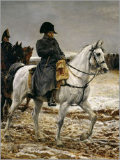 Jean-Louis Ernest Meissonier - Campagne de France 1814