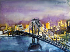 Johann Pickl - New York Manhattan Bridge