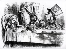 John Tenniel - The Mad Hatter's Tea Party