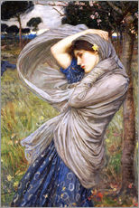 John William Waterhouse - Boreas, 1903