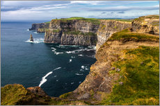 Jrgen Klust - Irland - Klippen von Moher