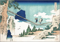 Katsushika Hokusai - Minister Toru, from the series 'Poems of China and Japan Mirrored to Life'