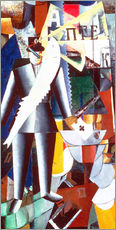 Kazimir Malevich - Aviator