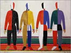Kazimir Malevich - Sportler