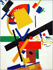 Kazimir Malevich - Suprematismus 1915
