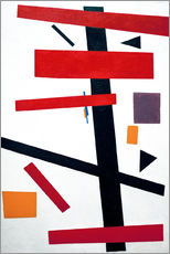 Kazimir Malevich - Suprematismus Nr.50