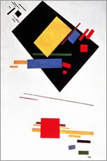 Kazimir Malevich - Suprematist Composition