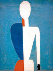 Kazimir Malevich - Torso