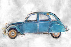  LoRo-Art - Oldtimer 2 CV